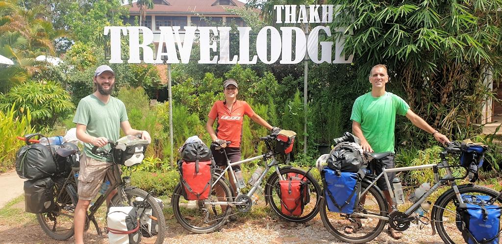 Weiterfahrt nach Kambodscha